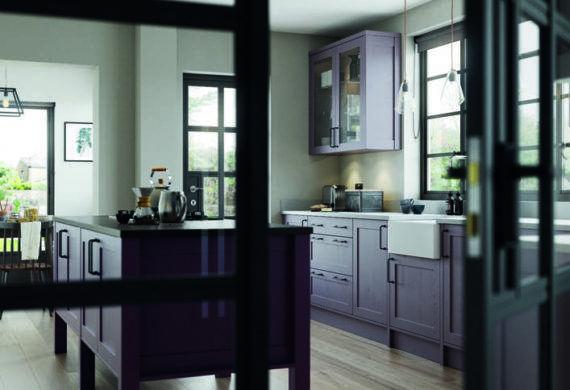 kitchen fitters purple aberdare